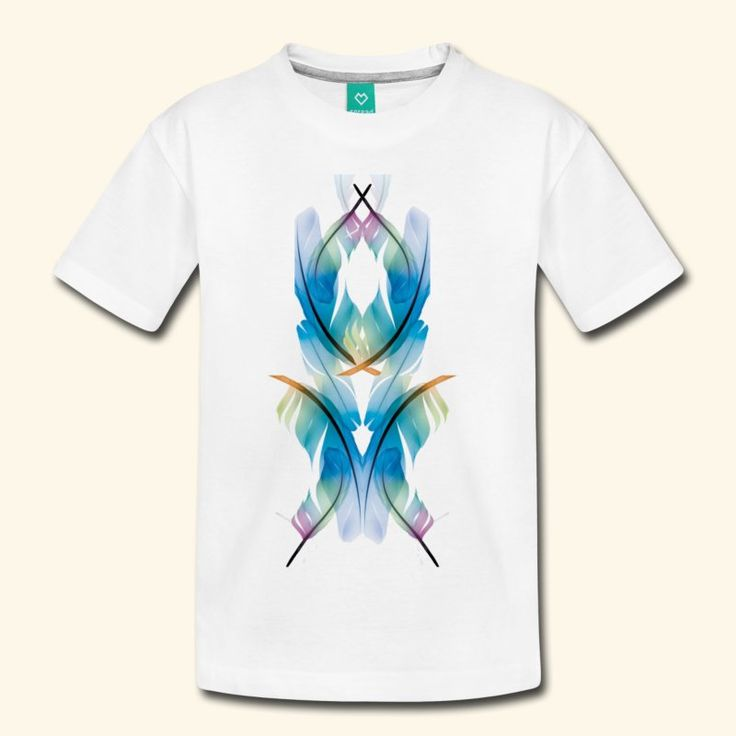 Magic Feathers - Kids' Premium T-Shirt
