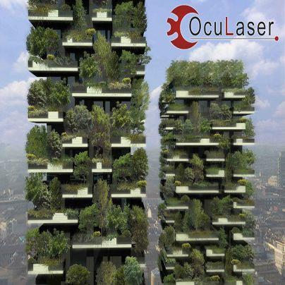 Aproximadamente en el 2026 podremos ver torres verdes Visita nuestra web y pida una consulta www.oculaserperu.com