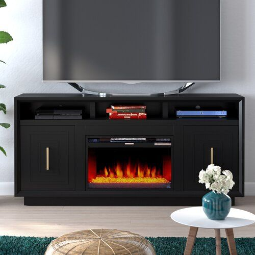 Enjoy Exclusive For Alekza Tv Stand Tvs 70 Electric Fireplace