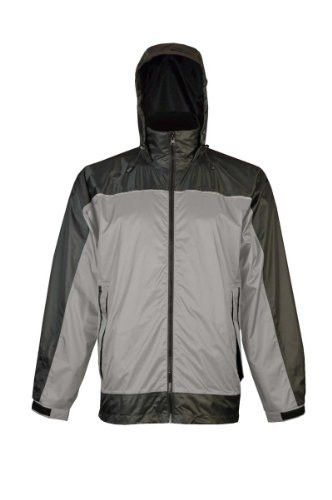 Viking Men's Windigo Waterproof Packable Rain Jacket