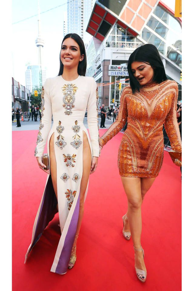 Kendall Jenner and Kylie Jenner, sisters together, family always comes first