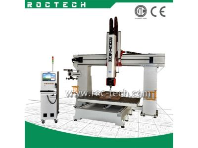 CNC ROUTER 5-AXIS RCF1325  wood CNC router  CNC router machine  CNC Router 4 axis  CNC Router 3 axis  cnc router  5 axis CNC Router  http://www.roc-tech.com/product/product30.html