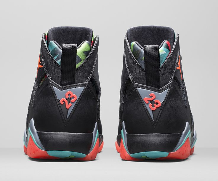 Air Jordan 7 Marvin the Martian / Barcelona Nights www.basket-bordeaux.fr