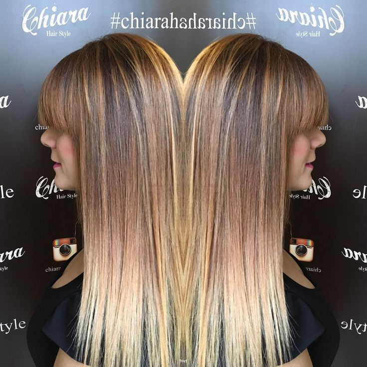 #woodcolor #blending #bari #style #hair con #newmagmacolor  e #blondorfreelights @wellahair ...#nice #quality @chiara_hairstyle