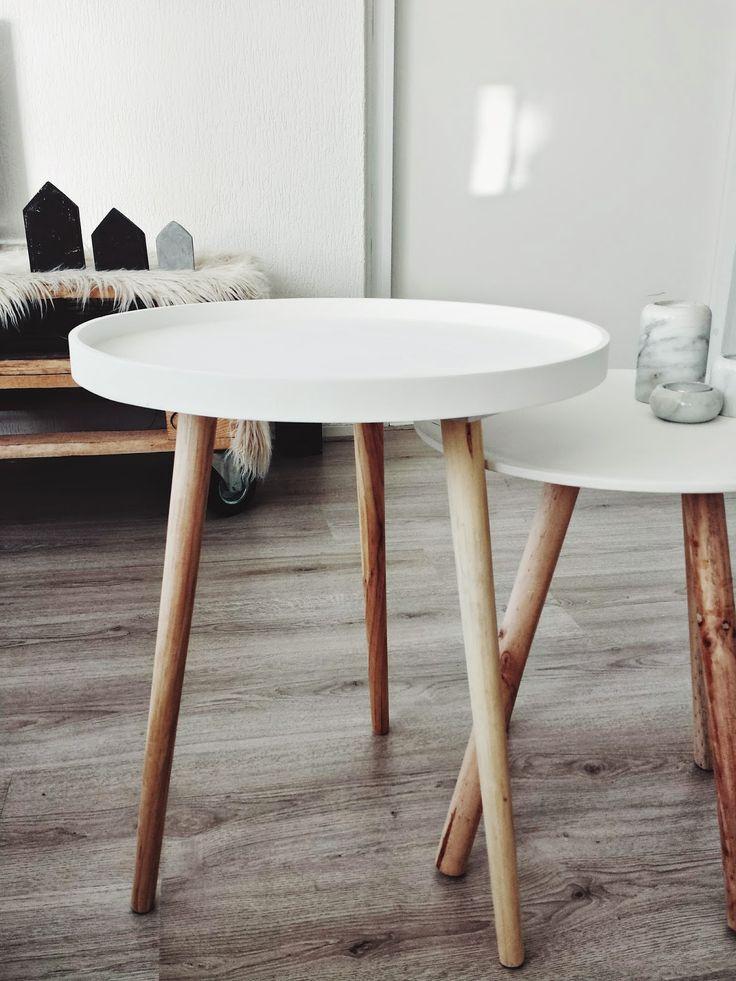 Groot tafeltje van Leen Bakker