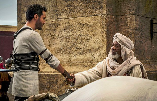 Film Ben Hur 2016 - Morgan Freeman