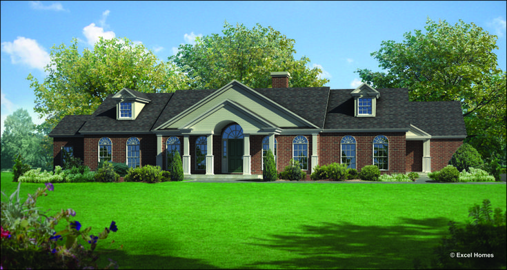 Centralia Of Generation Ranch Collection Excel Modular Homes Dream House Plans Pinterest