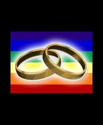 """Last year I did a daily poem for my blog http://newsprintpoetry2012.blogspot.com.  I just added a picture to illustrate my poem for May 10 """"Obama Endorses Gay Marriage."""""""
