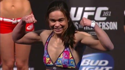 Rosi Sexton - MMA Fighters