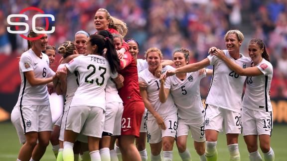 World Cup: Key stats from dominant U.S. win over Japan