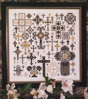 Rosewood Manor - Cross Stitch Patterns & Kits - 123Stitch.com