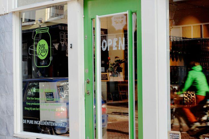 Verpakkingsvrij winkelen - hoe werkt het?