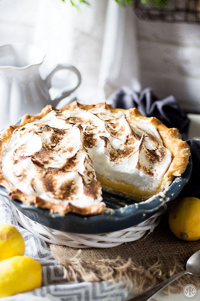 Lemon Pie. La receta definitiva