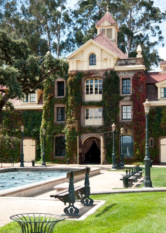 Rubicon estate - owned by Francis Ford Coppola