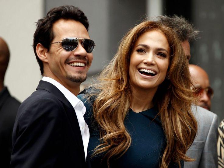 Jennifer Lopez & Marc Anthony reunites > Jennifer Lopez and her ex husband, Marc Anthony are reportedly back together but only professionally.