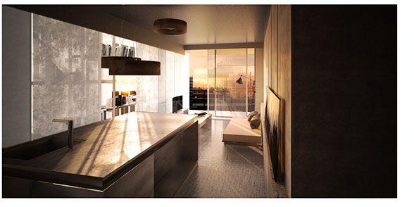 Carbono Atelier - buenos aires // Render Gorriti-Architecture