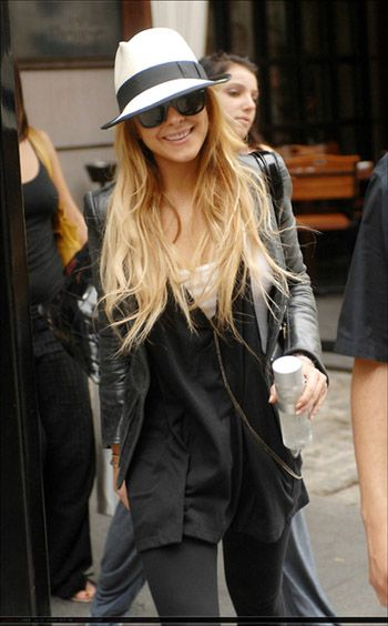 Do You Like Lindsay Lohan's Style or Not