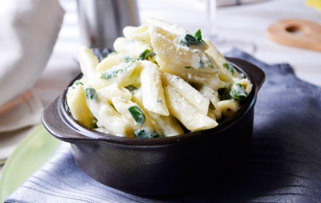 Eine super Alternative für Pasta bereiten Sie mit diesem Rezept zu. Die saftigen Bärlauchnudeln werden Pastaliebhaber begeistern.