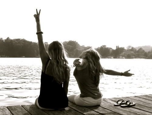 Item #2: Spend a summer with a good friend as a Dock Girl at the Lake of the Ozarks