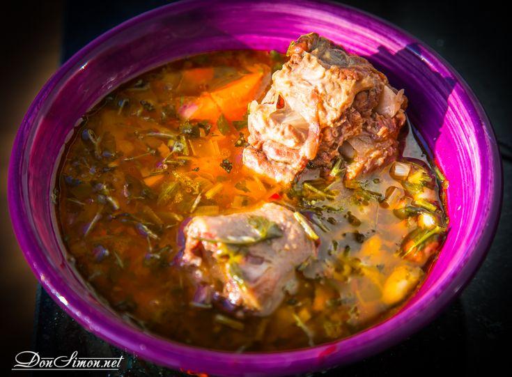 Oxtail soup #recipe #рецепт #donsimon #recetas #charcuterie #foodblog #blogculinaire #food #delicious #sharefood #homemadefood #meatporn #meatreview #salami #salumi #sausage #embutidos #колбаса #мясо #копчение #кулинария #coppa #pork #steak #beef #grill #bbq #sausagemaking #carne #cecina