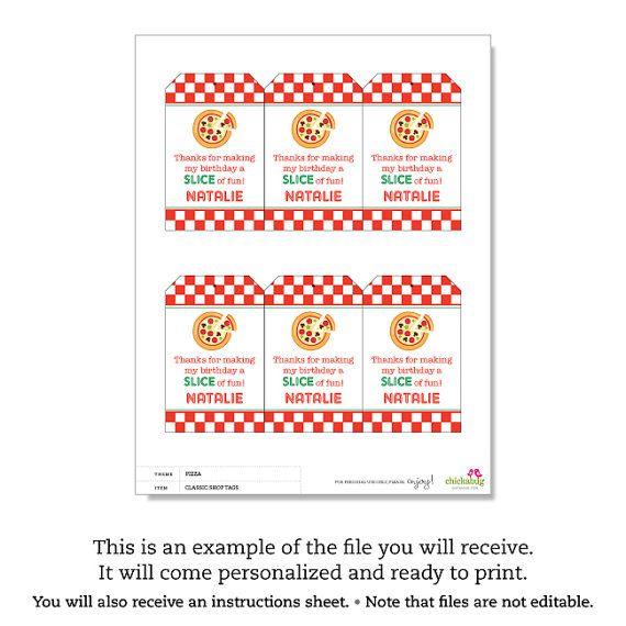 Best 25+ Pizza Party Themes Ideas On Pinterest