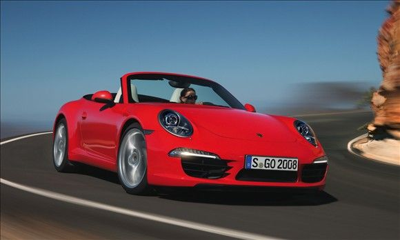 © Porsche Cars North America  my favorite car