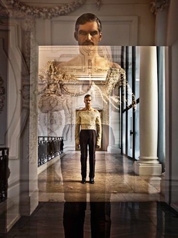 Images created in collaboration with the Maison Jean Paul Gaultier