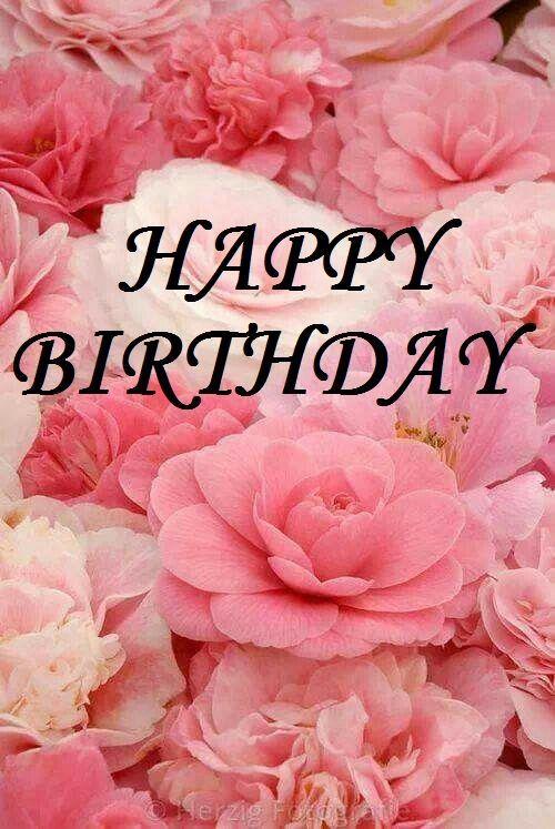 Birthday Quotes Happy Birthday Joyeux Anniversaire Rose Pivoine