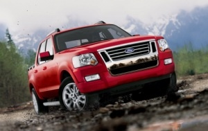 2009 ford explorer sport trac photos 2