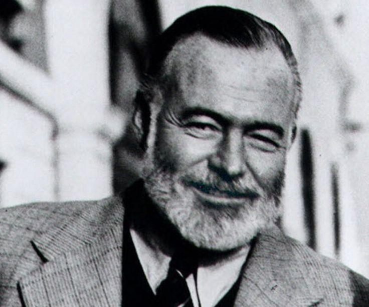 Ernest Hemingway was a Nobel Prize-winning American writer.