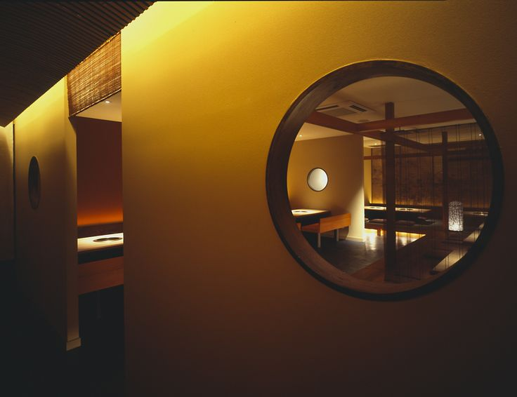 Korean Restaurant Interior Design