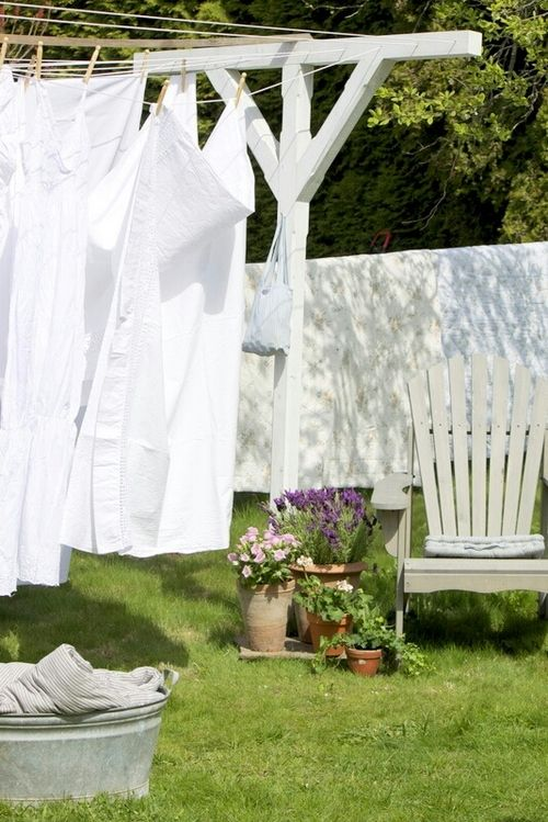 drying clothes outside washing lines clothes line forward simplicity