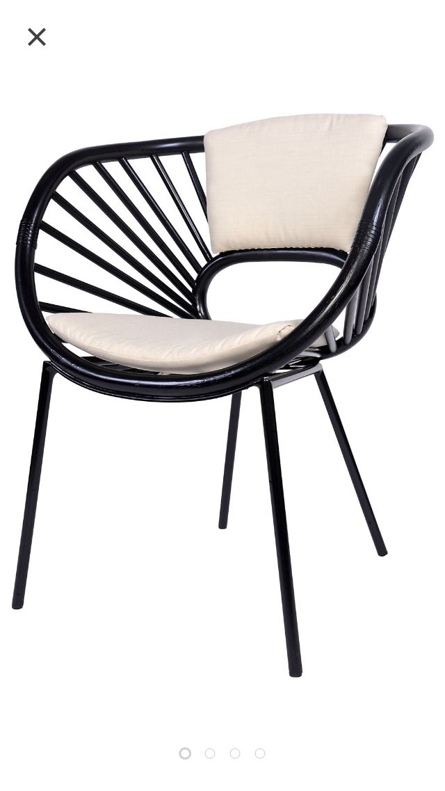 Aura chair from OKL $1200. Also comes in coral.