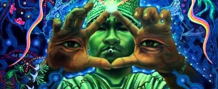 Ayahuasca's effect is a state of altered, amplified consciousness that is experienced after drinking the Ayahuasca brew.