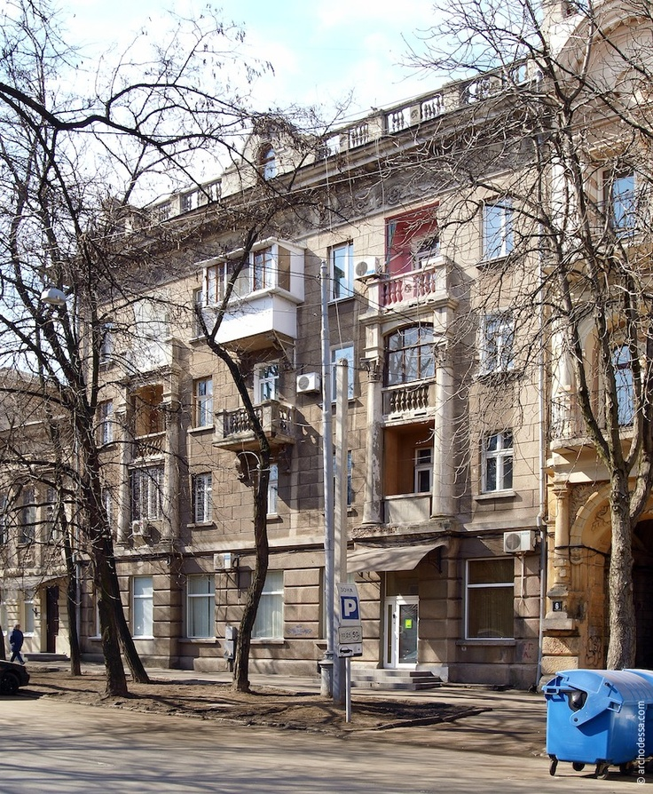 Types Of Apartment Buildings: 12 Best Architecture Of Odessa Images On Pinterest