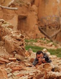 El fotografo español Víctor Prieto (Valencia, 6 de octubre de 1976)inaugura la exposición NUMEN en Ibiza, mostrando un lado distinto de la isla en 48 imágenes. La muestra podrá visitarse hasta el 19 de octubre en la Sala Club Diario de Ibiza.