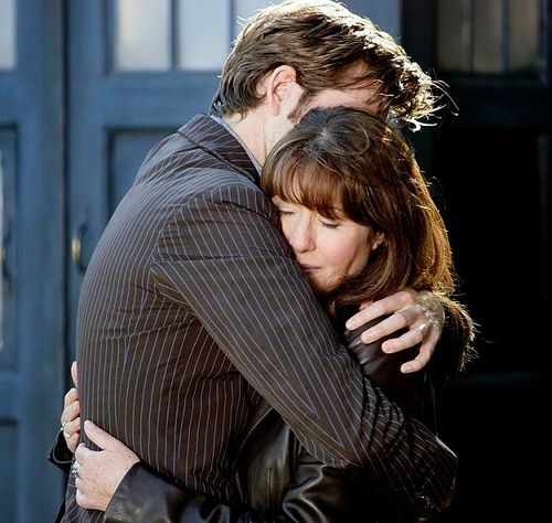Dr. Who, #10 and Sarah Jane Smith