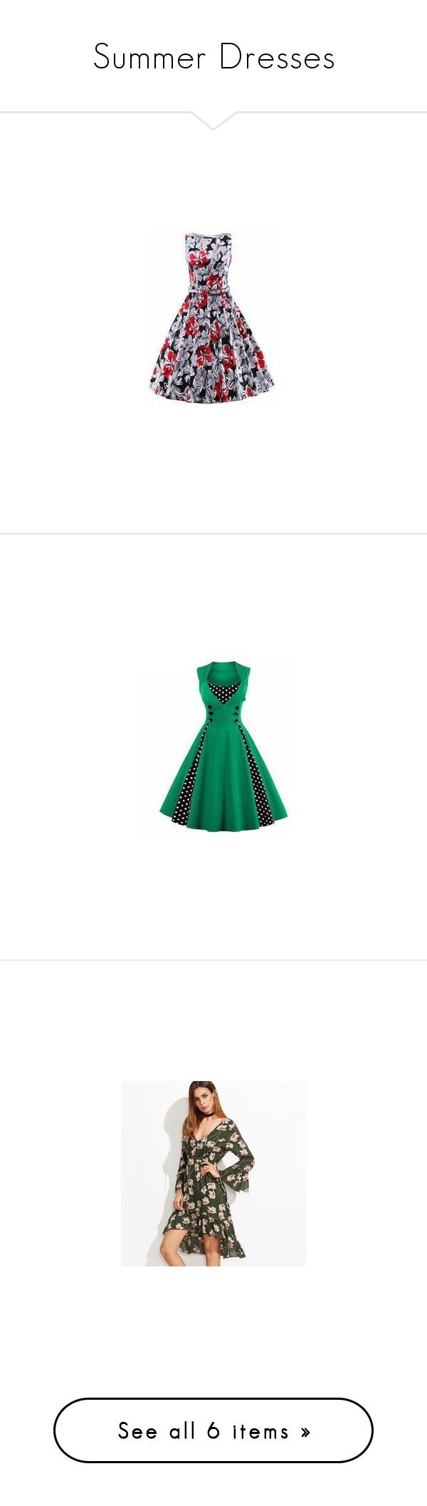 """Summer Dresses"" by hopaalazb on Polyvore featuring tops, plus size party tops, women's plus size tops, plus size tops, going out tops and vintage tops"