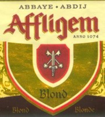 Affligem Blond is een Belgisch Blond bier met 6,8% alcohol. Affligem Blond heeft een licht bittere smaak.