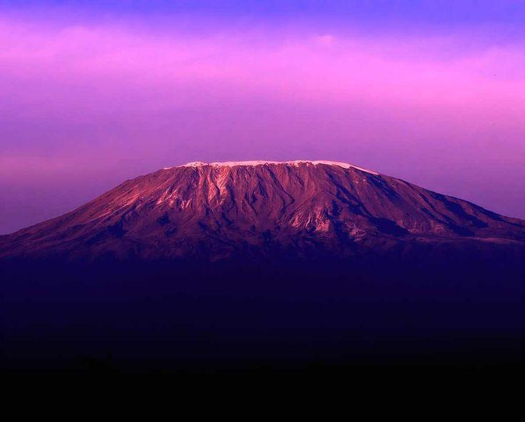 Kilimandjaro ( Tanzania )