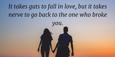 - Getting Back Together Quotes to Offer You Friendly Reminder - EnkiQuotes