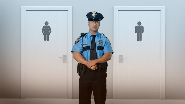"""We Asked Cops How They Plan to Enforce North Carolina's Bathroom Law. """"It's not like we would be standing guard at bathrooms."""""""