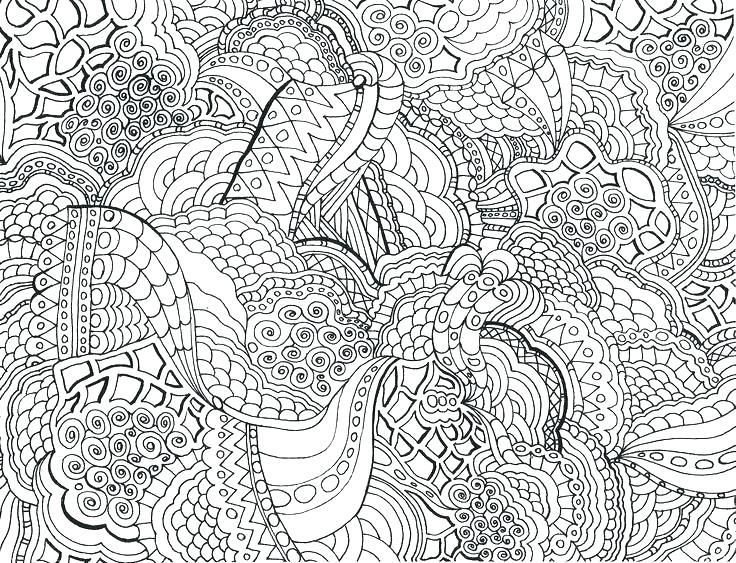 Colouring Pages For Adults Hard Coloring Pages For Kids