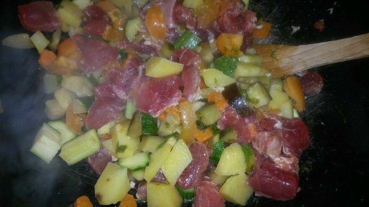 Tuna Ratatouille