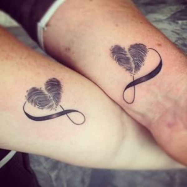 50 Adorable Couple Tattoo Designs and Ideas | http://buzz16.com/adorable-couple-tattoo-designs-and-ideas/