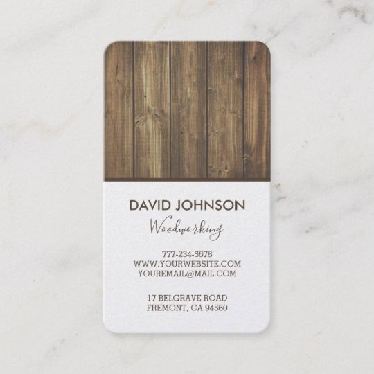 Id 256885224263630024 Wooden Planks Business Cards Woodworking Business Cards Carpenter Business Car Wood Business Cards Wood Working Gifts Wooden Planks