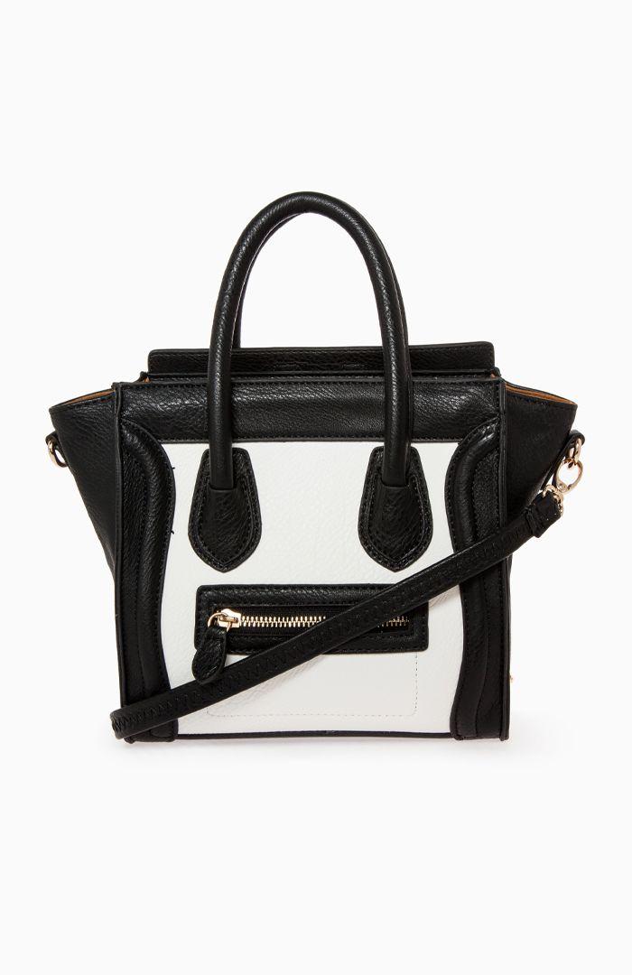 9bb92fbebbde Mini Structured Handbag