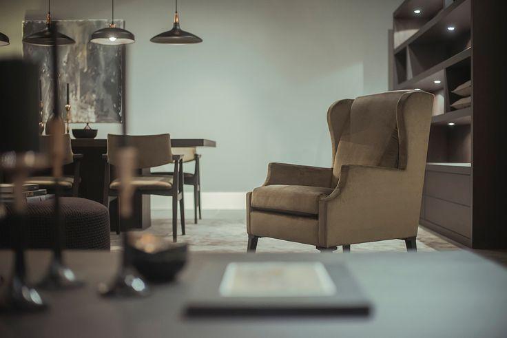 Fauteuil | Arm chair Quattro