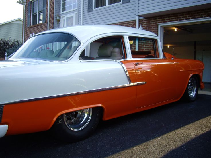 Cheap Muscle Cars For Sale >> 55+Chevy+for+Sale+Cheap | Blue Ridge Hot Rods 55' Chevy | Vroom vroom | Pinterest | Chevy ...