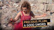 Precious Plum: A Good Sword 5